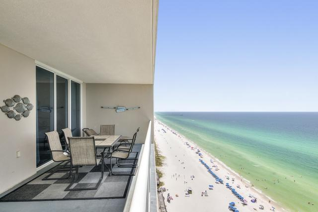 17281 Front Beach Road #1206, Panama City Beach, FL 32413 (MLS #804300) :: Classic Luxury Real Estate, LLC