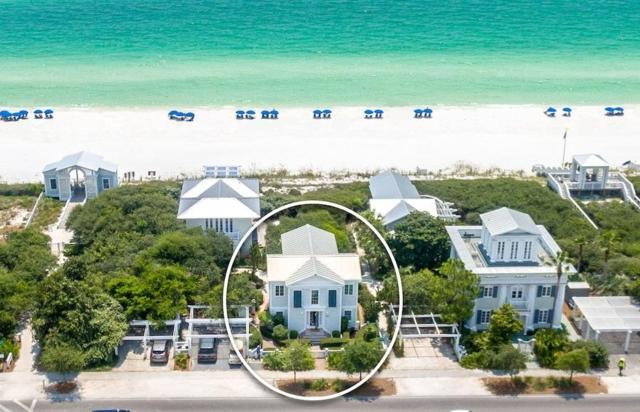 2418 E County Hwy 30A, Santa Rosa Beach, FL 32459 (MLS #804338) :: Luxury Properties on 30A