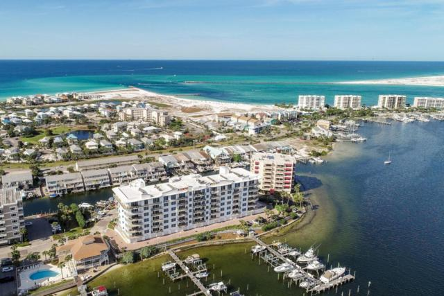 211 Durango Road Unit 412, Destin, FL 32541 (MLS #804482) :: Luxury Properties on 30A