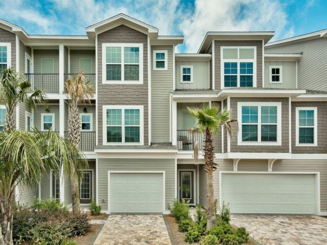 257 Driftwood Road Unit 8, Miramar Beach, FL 32550 (MLS #804540) :: Classic Luxury Real Estate, LLC
