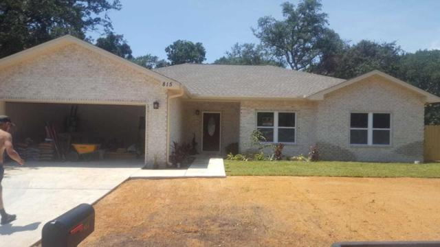 815 Hilltop Road, Mary Esther, FL 32569 (MLS #804638) :: Classic Luxury Real Estate, LLC