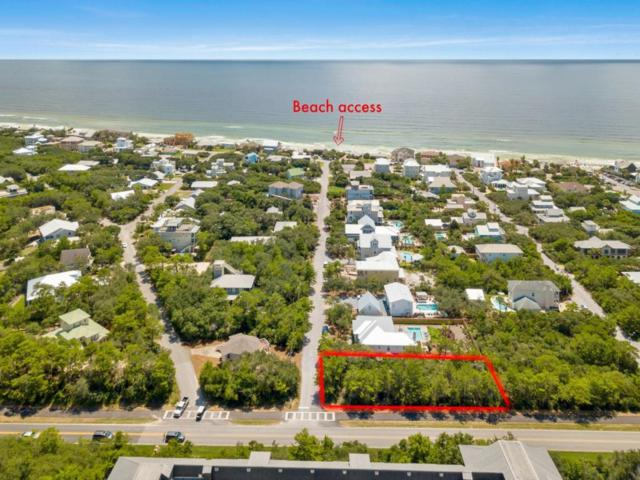 Lot 14 Gulf Point Road, Santa Rosa Beach, FL 32459 (MLS #804729) :: Davis Properties