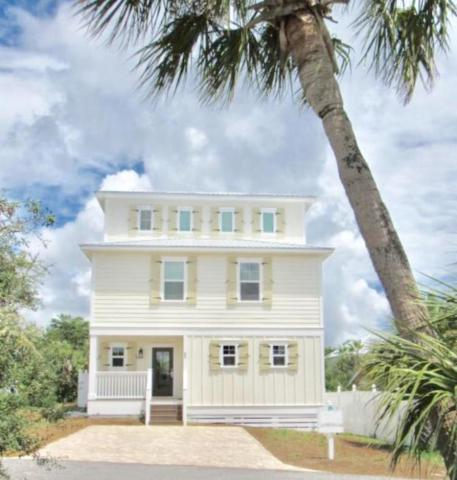 80 Flounder Street, Santa Rosa Beach, FL 32459 (MLS #804938) :: Classic Luxury Real Estate, LLC