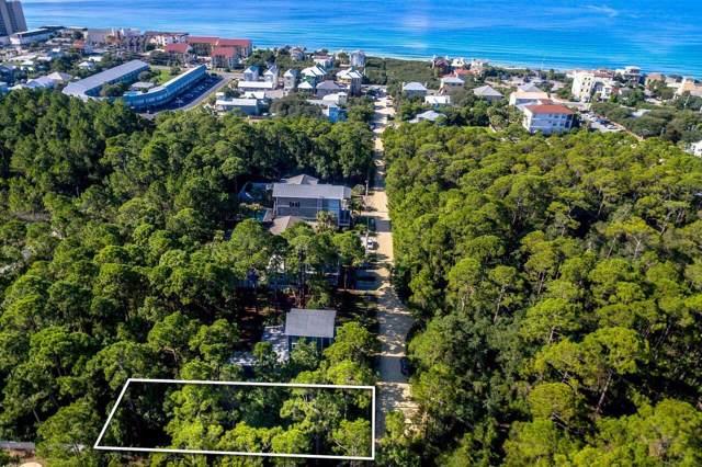 Lot 22 Montigo Avenue Block 16, Santa Rosa Beach, FL 32459 (MLS #804961) :: Linda Miller Real Estate