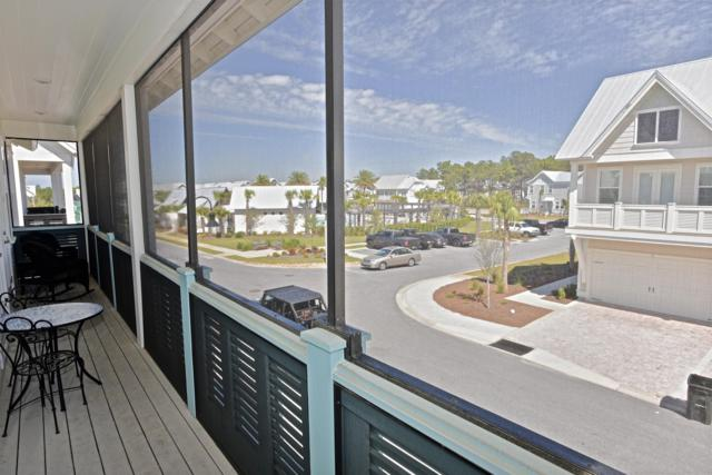 8 E Milestone Drive Unit C, Inlet Beach, FL 32461 (MLS #805120) :: Coastal Luxury