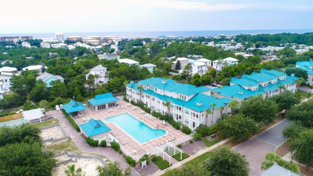 124 Village Boulevard Unit 823, Santa Rosa Beach, FL 32459 (MLS #805429) :: Rosemary Beach Realty