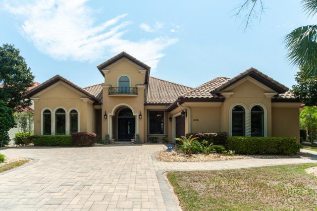 505 Regatta Bay Boulevard, Destin, FL 32541 (MLS #805445) :: Classic Luxury Real Estate, LLC