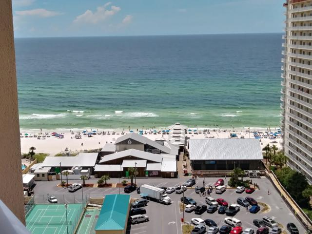 9902 S Thomas Drive Unit 1634, Panama City Beach, FL 32408 (MLS #805601) :: RE/MAX By The Sea