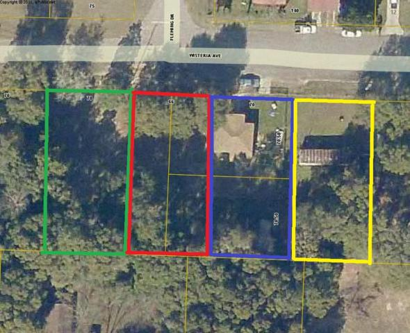 2922 Wisteria Avenue, Crestview, FL 32539 (MLS #805672) :: Classic Luxury Real Estate, LLC
