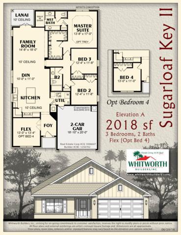 Lot 3 Wyatt Way, Fort Walton Beach, FL 32547 (MLS #805681) :: Classic Luxury Real Estate, LLC