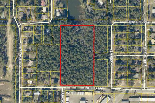 Lot 3 Sixth Avenue, Crestview, FL 32536 (MLS #805725) :: Luxury Properties Real Estate