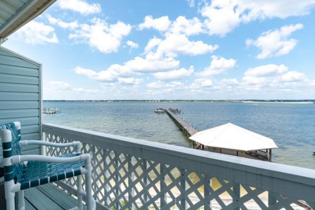 8522 Gulf Boulevard Apt 32, Navarre, FL 32566 (MLS #805804) :: Classic Luxury Real Estate, LLC