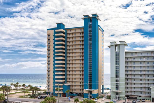 10713 Front Beach Road Unit 1601, Panama City Beach, FL 32407 (MLS #805861) :: ResortQuest Real Estate