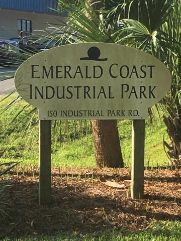 150 Industrial Park Road Unit 9, Destin, FL 32541 (MLS #805910) :: Keller Williams Realty Emerald Coast