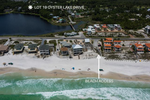 Lot 19 Oyster Lake Drive, Santa Rosa Beach, FL 32459 (MLS #805932) :: Scenic Sotheby's International Realty