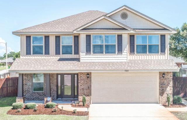9403 Pouder Lane, Navarre, FL 32566 (MLS #806610) :: Luxury Properties Real Estate