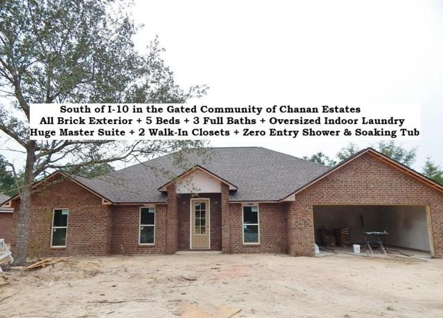 4727 Chanson Crossing Crossing, Crestview, FL 32539 (MLS #807039) :: Luxury Properties Real Estate
