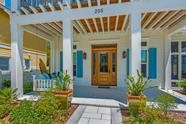 205 Magnolia Street, Santa Rosa Beach, FL 32459 (MLS #807176) :: The Beach Group
