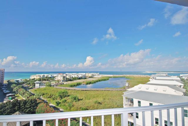502 Gulf Shore Drive Unit 718, Destin, FL 32541 (MLS #807565) :: Luxury Properties Real Estate