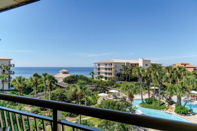 10254 E Co Highway 30-A Highway Unit 412, Inlet Beach, FL 32461 (MLS #807833) :: ResortQuest Real Estate