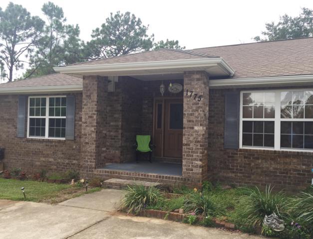 1775 Fuller Drive, Gulf Breeze, FL 32563 (MLS #807948) :: Luxury Properties Real Estate