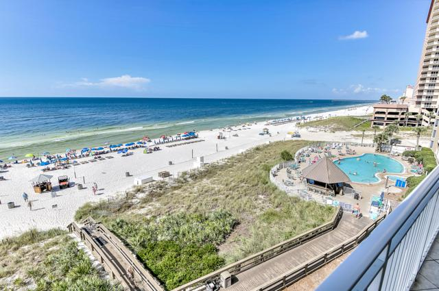14701 Front Beach Road #536, Panama City Beach, FL 32413 (MLS #808133) :: ResortQuest Real Estate