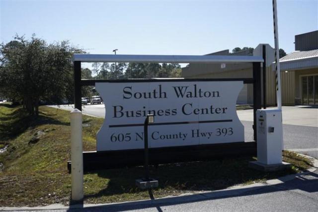605 N County Hwy 393 9C, Santa Rosa Beach, FL 32459 (MLS #808342) :: Keller Williams Emerald Coast