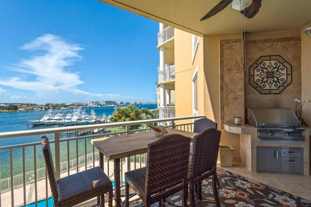 662 Harbor Boulevard Unit 240, Destin, FL 32541 (MLS #808958) :: ENGEL & VÖLKERS