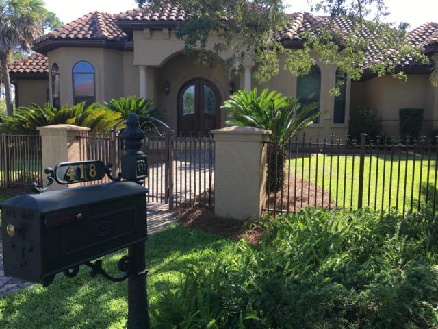 418 Maritime Court, Destin, FL 32541 (MLS #809196) :: Luxury Properties Real Estate