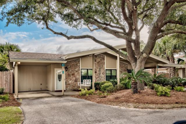 47 Seagull Cove Unit 57B, Miramar Beach, FL 32550 (MLS #809438) :: ResortQuest Real Estate
