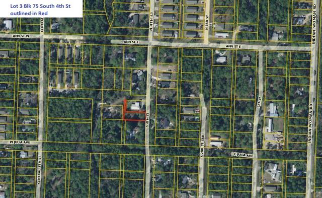 Lot 3 4th (Block 75) Street, Santa Rosa Beach, FL 32459 (MLS #809553) :: Keller Williams Realty Emerald Coast