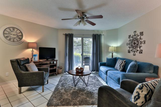 2830 Scenic Gulf Drive #120, Miramar Beach, FL 32550 (MLS #809564) :: Scenic Sotheby's International Realty