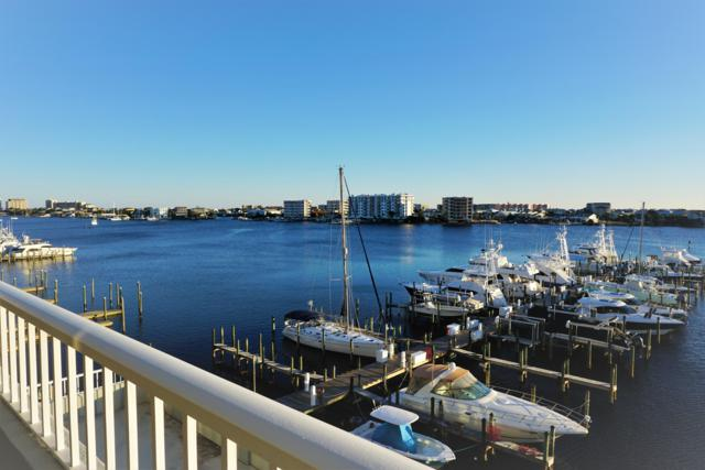 320 Harbor Boulevard # C303, Destin, FL 32541 (MLS #810422) :: Counts Real Estate Group