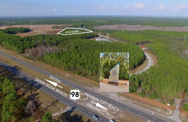 4.54 Acres Serenoa Road, Santa Rosa Beach, FL 32459 (MLS #810832) :: ResortQuest Real Estate