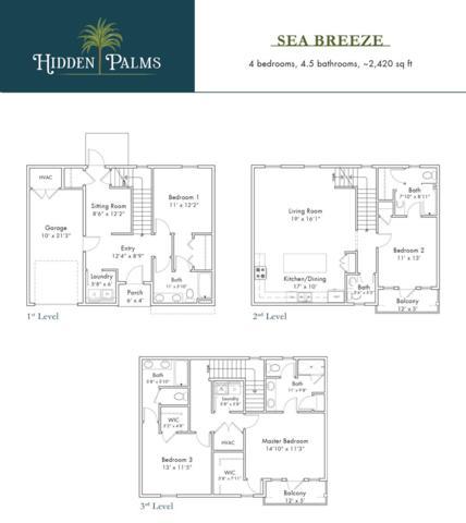 Lot 3A Ciboney Street, Miramar Beach, FL 32550 (MLS #810852) :: Classic Luxury Real Estate, LLC