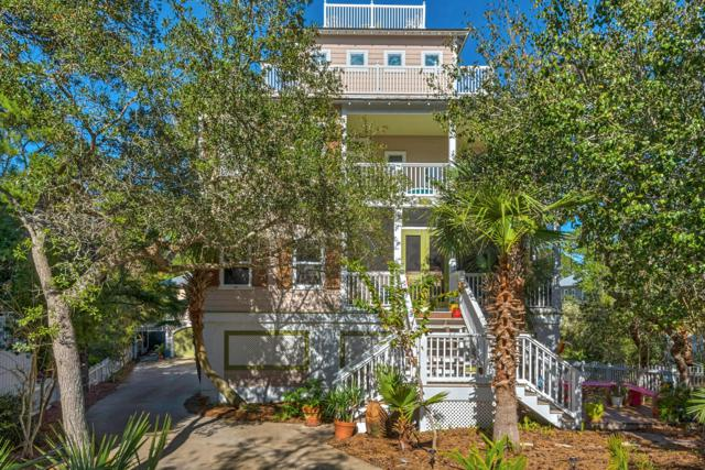 350 Forest Street, Santa Rosa Beach, FL 32459 (MLS #810880) :: Coastal Luxury
