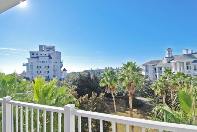 9800 Grand Sandestin Boulevard Unit 5509, Miramar Beach, FL 32550 (MLS #810920) :: Classic Luxury Real Estate, LLC