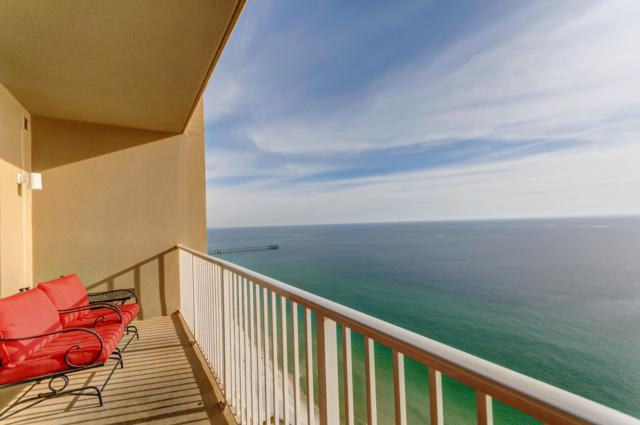 16819 Front Beach Road Unit 2814, Panama City Beach, FL 32413 (MLS #811006) :: Rosemary Beach Realty