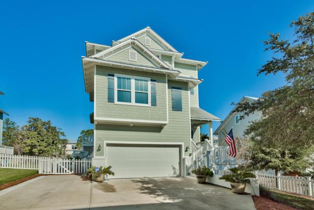 23 Inlet Cove, Inlet Beach, FL 32461 (MLS #811052) :: Classic Luxury Real Estate, LLC