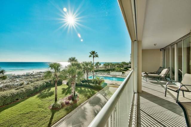 720 Gulf Shore Drive Unit 203, Destin, FL 32541 (MLS #811181) :: Coastal Luxury