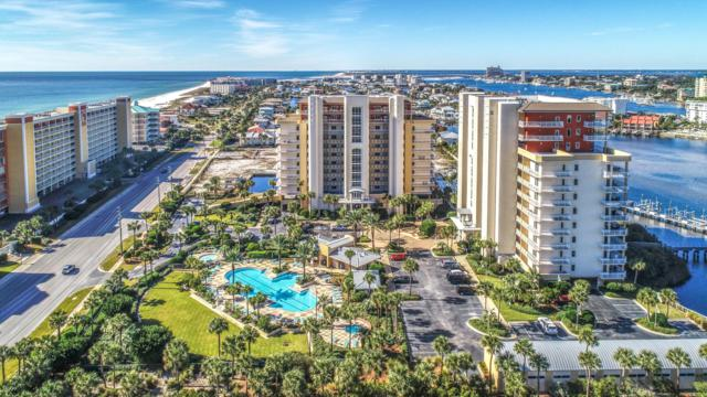 725 Gulf Shore Drive Unit 404A, Destin, FL 32541 (MLS #811328) :: Coastal Lifestyle Realty Group