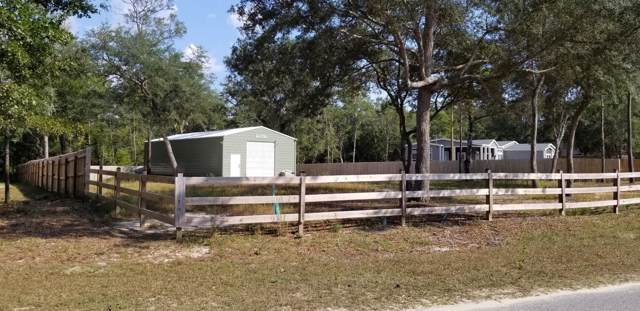 Lot 8 BlkD Goodwin Creek Road, Freeport, FL 32439 (MLS #811638) :: Keller Williams Realty Emerald Coast