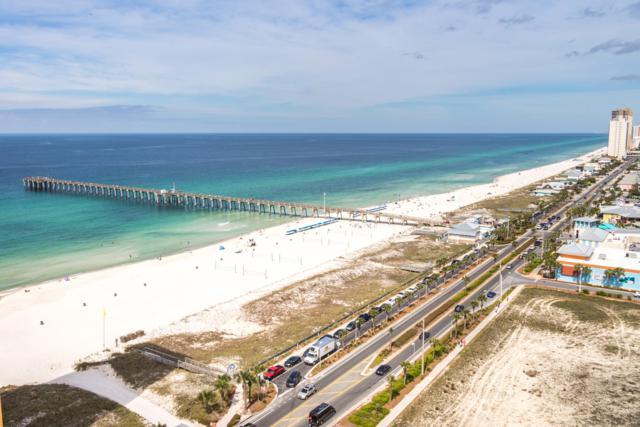 15928 Front Beach Road #1905, Panama City Beach, FL 32413 (MLS #811792) :: ResortQuest Real Estate