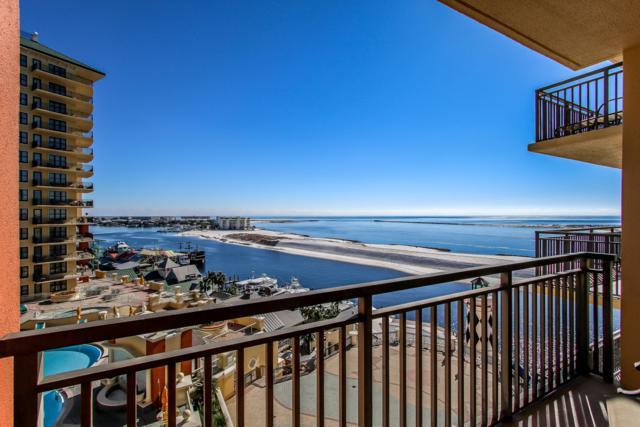 10 Harbor Boulevard Unit W524, Destin, FL 32541 (MLS #812477) :: Berkshire Hathaway HomeServices Beach Properties of Florida