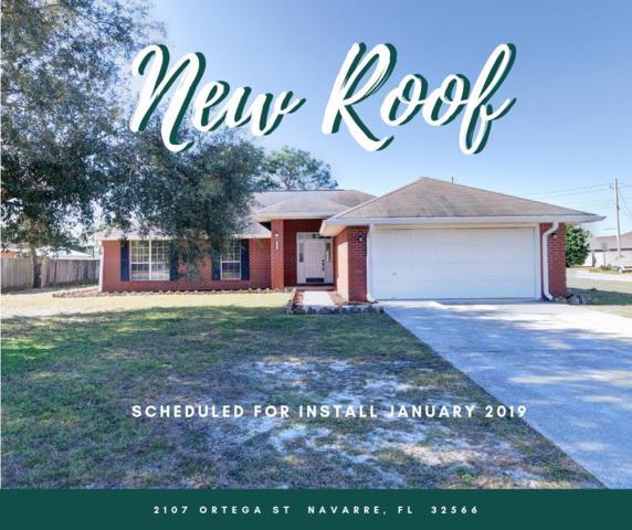 2107 Ortega Street, Navarre, FL 32566 (MLS #812836) :: ResortQuest Real Estate