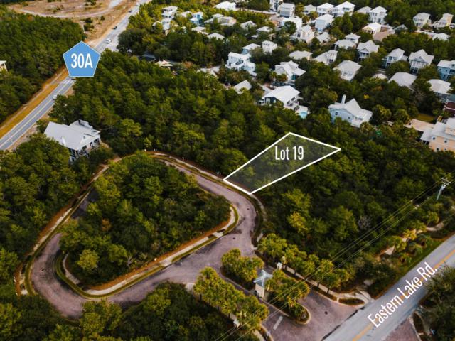 LOT 19 N N Heritage Dunes Lane, Santa Rosa Beach, FL 32459 (MLS #813049) :: Keller Williams Emerald Coast