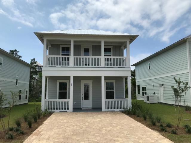 24 Cam Cove #2002, Inlet Beach, FL 32461 (MLS #813333) :: Homes on 30a, LLC