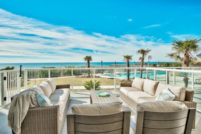 3820 E County Hwy 30A #106, Santa Rosa Beach, FL 32459 (MLS #813356) :: Hilary & Reverie