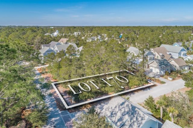 Lot 170 Sextant Lane, Santa Rosa Beach, FL 32459 (MLS #813523) :: CENTURY 21 Coast Properties