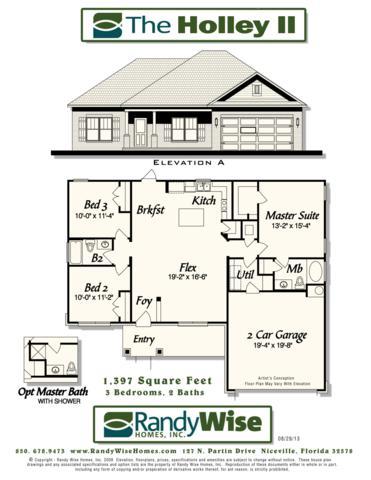 Lot 1 G Ladue Avenue, Crestview, FL 32539 (MLS #814461) :: ResortQuest Real Estate